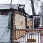 Le feu détruit une maison unifamiliale située aux limites de St-Zotique  et Rivière-Beaudette