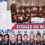 La Coupe Dodge en hockey féminin aux Étoiles Beauval Pee-Wee A