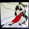 L'art du vitrail – Une artiste Léryveraine passionnée