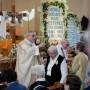 Retour sur l'hommage aux Sœurs des Saints Noms de Jésus et de Marie qui ont quitté Sainte-Martine après 115 ans