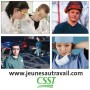 1100 travailleurs rencontrés par l'Escouade jeunesse de la CSST
