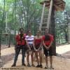 À découvrir le parc d'Arbre en Arbre à Havelock