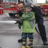 Les pompiers de Beauharnois font plaisir !