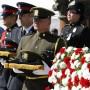 Hommage à Ottawa pour l'agent Sébastien Coghlan-Goyettte mort en devoir à Les Cèdres