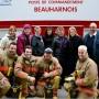 Coup de chapeau des pompiers de 46 247$ pour l'Hôpital Anna-Laberge