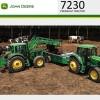 Vol d'un tracteur de ferme John Deere!