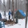 Un camp d'hiver pour souligner la Semaine scoute