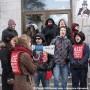 La manifestation étudiante de lundi ne passera pas à l'histoire