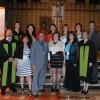 Les premiers diplômés universitaires de la région