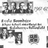 École Edgar-Hébert – Les diplômés de 1961-62 se réunissent