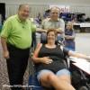 255 donneurs pour la collecte de sang du maire