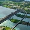Fin des travaux sur le pont de la centrale à Beauharnois