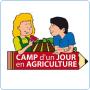 Camp d'un jour en agriculture