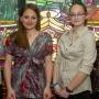 Deux élèves de l'école Saint-Ignace au Parlement écolier