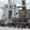 7 112 tonnes de fèves de cacao au Port de Valleyfield