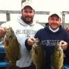 Avec l'appui du CLD, Nicolas Gendron-Guide de pêche professionnel lance sa saison