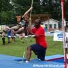 L'ex-athlète olympique Ahmed Douhou au Camp Bosco