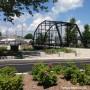 Inauguration en grande pompe du pont Jean-De La Lande
