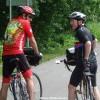 Travaux d'Hydro-Québec près du pont Mgr Langlois – Une navette pour les cyclistes