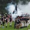 Reconstitution d'un épisode de la Guerre de 1812