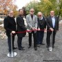 Inauguration du Parc du 150e de Beauharnois