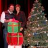 Le Père Noël, une grande roue et plus pour Une histoire de Noël