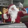 Défilé de Noël et défilé de parapluies :(
