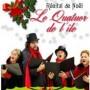 Un récital gratuit du Quatuor de l'île à Saint-Urbain-Premier