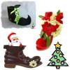 Un concours de décorations de souliers pour Noël