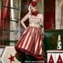 La top modèle Kiera Chaplin porte-parole du Festival de cirque