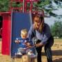 Châteauguay : Un nouveau parc dans le district de Le Moyne