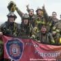 Les pompiers de Pincourt réussissent le Défi Gratte-Ciel