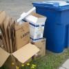 Déménagements et collecte spéciale de surplus de carton
