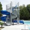 Un service de navettes vers la piscine du parc Sauvé