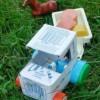 Venez fabriquer un camion de lait bien spécial au MUSO