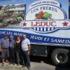 Les Frères Leduc – producteurs agricoles depuis 29 ans