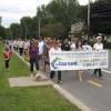 200 personnes marchent pour prévenir le suicide