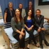 Salle de cours en CHSLD pour des préposés aux bénéficiaires