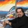 L'artiste peintre Yvon St-Aubin ouvre son atelier au public