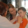 Vaccination – Succès de la Journée familiale du CSSS du Suroît