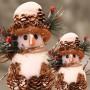 Bonshommes de neige et semaine de relâche au MUSO
