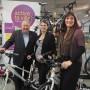 Une virée nocturne de vélo au profit de la santé