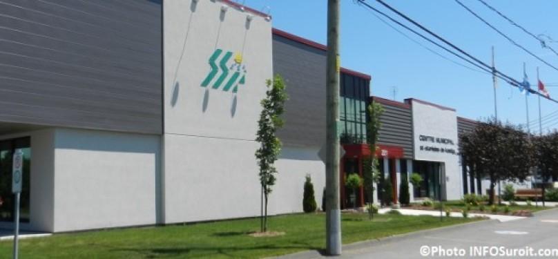 320 000 $ pour les bâtiments municipaux de Beauharnois-Salaberry