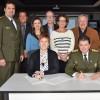 Cadets – Partenariat renouvelé entre de la SQ et la MRC