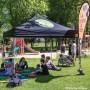 La tente à lire en vedette dans les parcs de Vaudreuil-Dorion