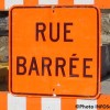Le chemin de la Beauce fermé à Beauharnois lundi