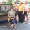 Un piano public coloré au pont Jean‐De La Lande
