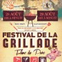Un festival combinant grillades et musique à Sainte-Martine