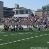 Football collégial – Début de saison pour le Noir et Or