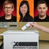 Élections – Brenda Shanahan, Anne Quach et Peter Schiefke